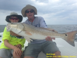 Sneaky Pete OBX Fishing Charters