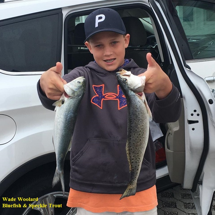 W woolard tw 39 s bait and tackle for Tw s fishing report